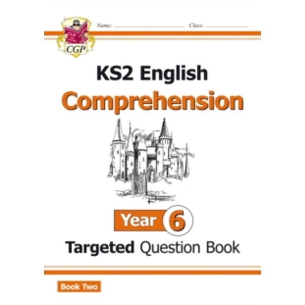 New KS2 English Targeted Question Book: Year 6 Comprehension - Book 2 by CGP Books (Paperback, 2016)