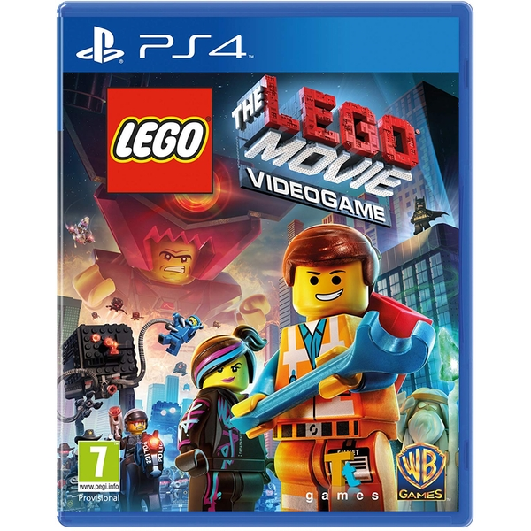The Lego Movie Videogame PS4 Game [Dutch / French]