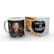 The Walking Dead Negan Thirsty Mug