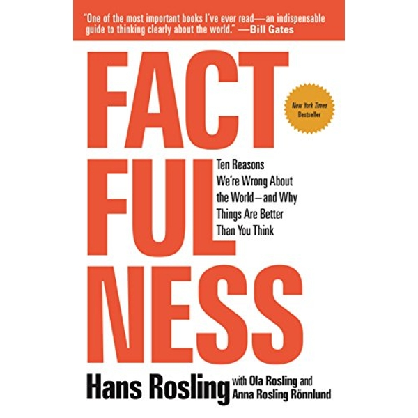 FACTFULNESS  Hardback 2018