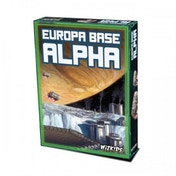Europa Base Alpha Board Game