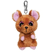 Lumo Stars Mini Keyring - Mouse Mus Plush Toy