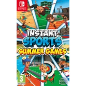 Instant Sports Summer Games Nintendo Switch Game