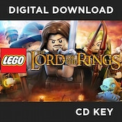 Lego Lord Of The Rings PC CD Key Download for Steam