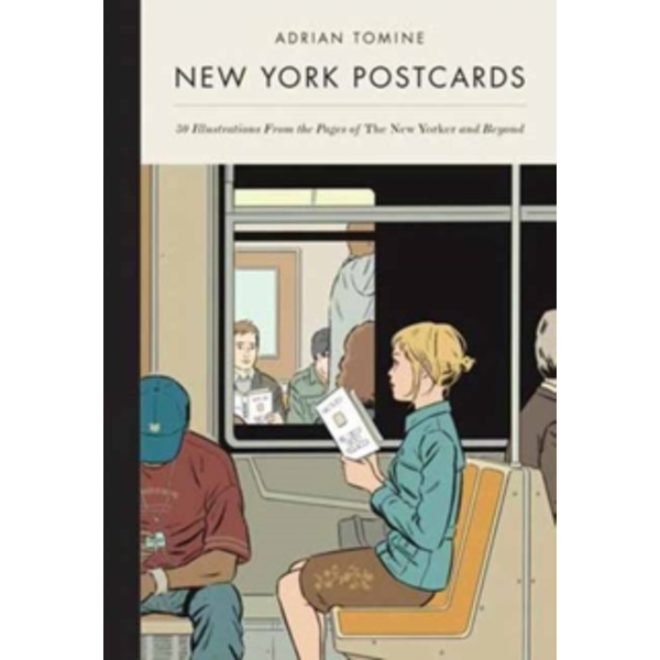 New York Postcards : 30 Illustrations from the Pages of the New Yorker and Beyond