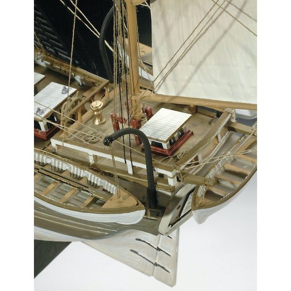 H M S  Beagle (Sailing Ships) 1:96 Scale Revell Model Kit Exclusive
