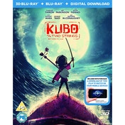 Kubo And The Two Strings Blu-ray 3D   Blu-ray   Digital Download