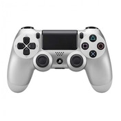New Sony Dualshock 4 V2 Silver Controller PS4