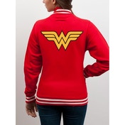 Wonder Woman - Logo Women's XX-Large Jacket - Red