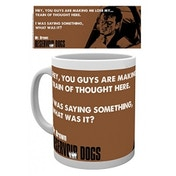 Reservoir Dogs Mr Brown Mug