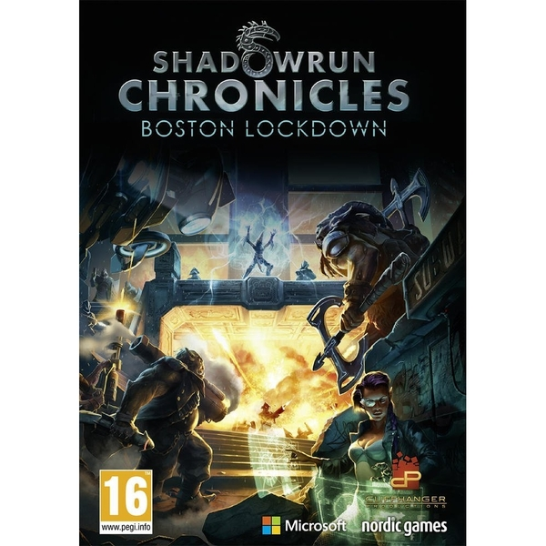 Shadowrun Chronicles Boston Lockdown PC Game