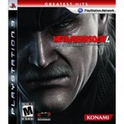 Ex-Display Metal Gear Solid 4 Guns Of The Patriots Game (Greatest Hits) PS3 (#) Used - Like New
