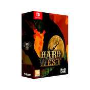 Hard West Collectors Edition Nintendo Switch Game