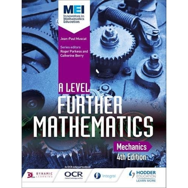 MEI A Level Further Mathematics Mechanics by Jean-Paul Muscat (Paperback, 2017)