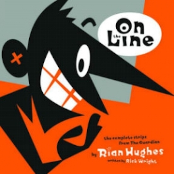 On the Line Hardcover