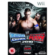 WWE Smackdown VS Raw 2010 Game Wii