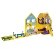 Peppa Pig's Deluxe Playhouse