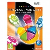 Trivial Pursuit Bet You Know It Game Wii