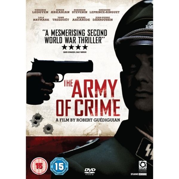 The Army of Crime DVD