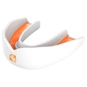 Shockdoctor Ultra Rugby Mouthguard Adults White/Orange