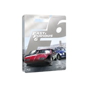 Fast & Furious 6 Steel Book Blu-ray & UV Copy