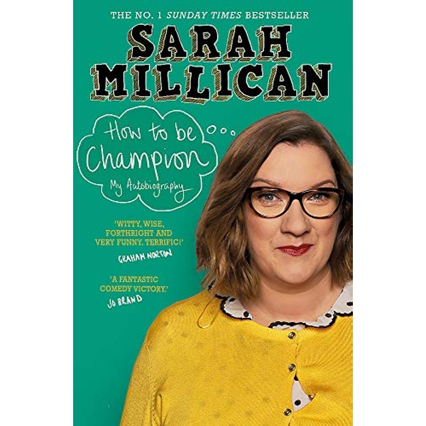 How to be Champion The No.1 Sunday Times Bestselling Autobiography Paperback / softback 2018