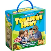 Treasure Hunt Board Game
