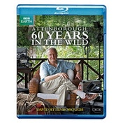 Attenborough 60 Years In The Wild Blu Ray