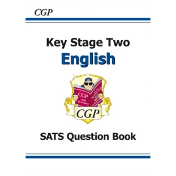 KS2 English SATS Question Book (for tests in 2018 and beyond) by CGP Books (Paperback, 2001)