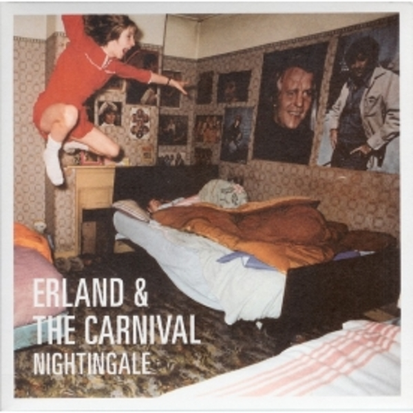 Erland & The Carnival - Nightingale CD