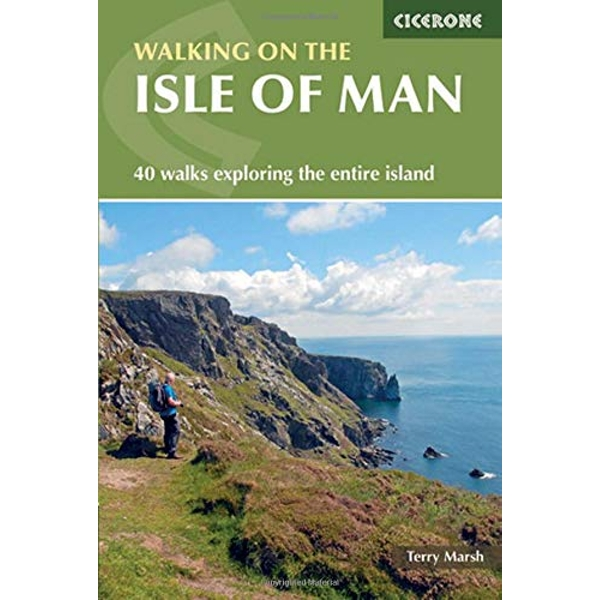 Walking on the Isle of Man by Terry Marsh (Paperback, 2015)