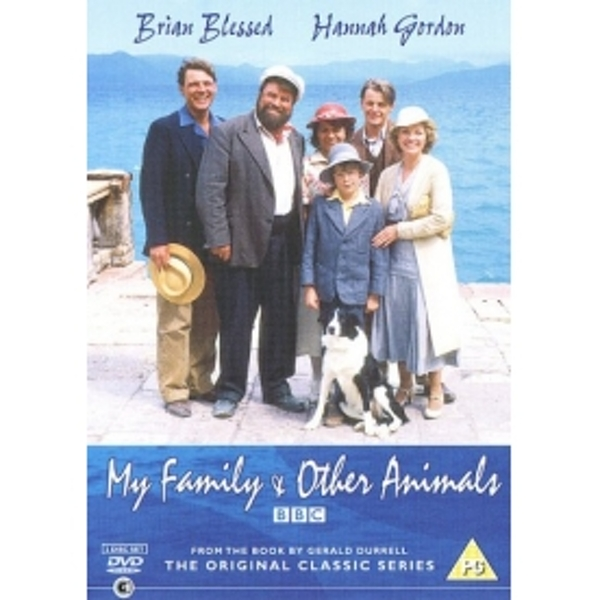 My Family And Other Animals 1987 DVD