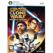 Star Wars The Clone Wars Republic Heroes Game PC