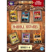 Horrible Histories - Series 1-6 & Specials DVD
