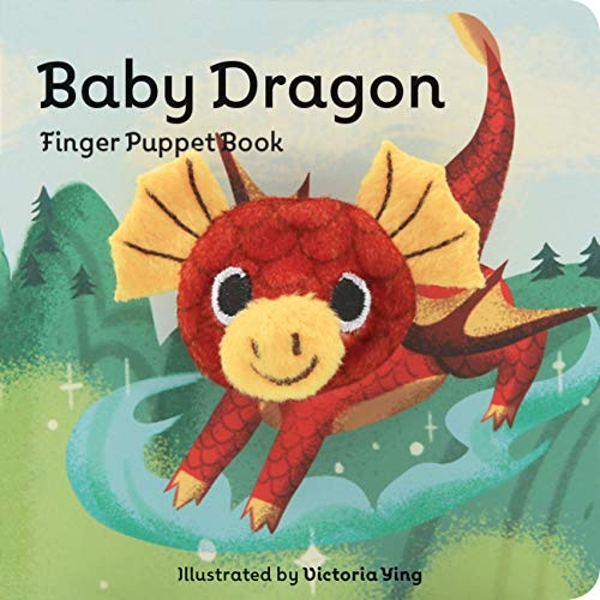 Baby Dragon: Finger Puppet Book  Board book 2018