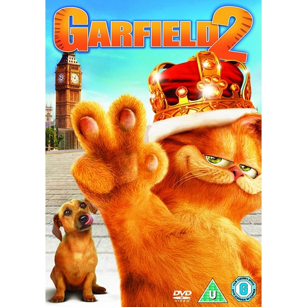 Garfield 2 - A Tail Of Two Kitties DVD