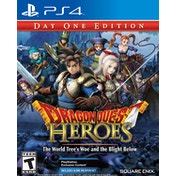 Dragon Quest Heroes: The World Tree's Woe and the Blight Below PS4 Game