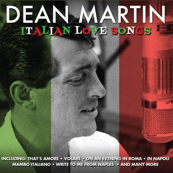 Dean Martin - Italian Love Songs CD