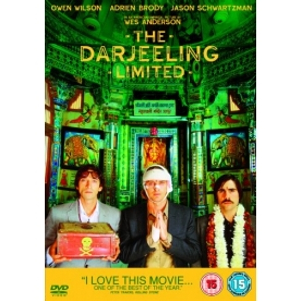Darjeeling Limited DVD