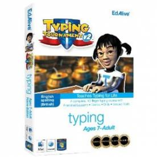 Typing Tournament Version 2 Game PC