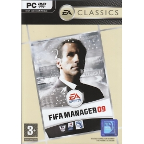 FIFA Manager 09 Game (Classiscs) PC