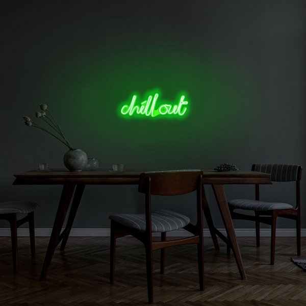 Chill Out - Green Green Wall Lamp
