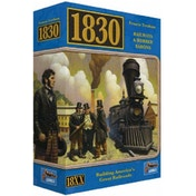 1830 - Revised 2018 Edition Board Game