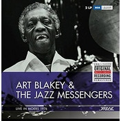 Art Blakey & The Jazz Messengers - Live in Moers 1976 Vinyl