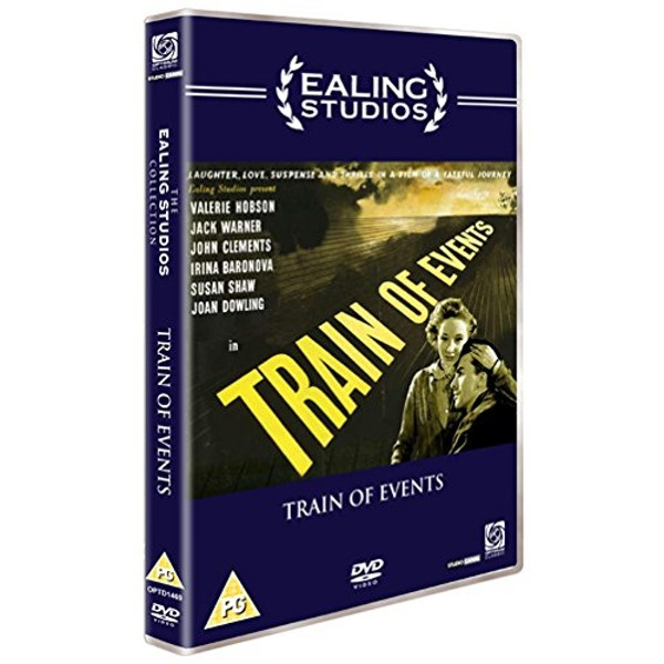 Train Of Events DVD