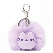 Pusheen Pastel Purple Pom (Pusheen) Mini Plush Keyring
