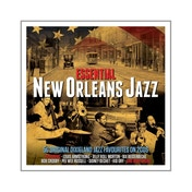 Various Artists - Essential New Orleans Jazz Double CD
