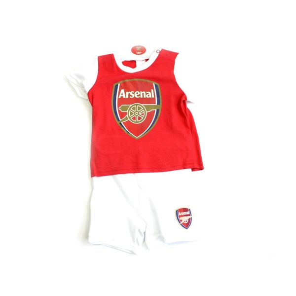 Arsenal Short and Tee Sleep Set 9-12 Months