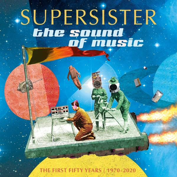 Supersister - The Sound Of Music The First Fifty Years 1970-2020 Vinyl