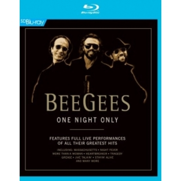 Bee Gees - One Night Only Blu-ray